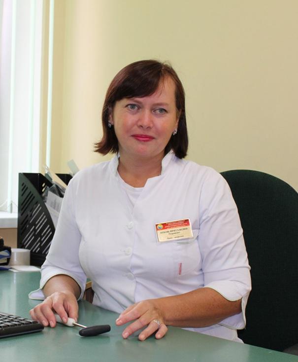 Подымако Любовь Вячеславовна