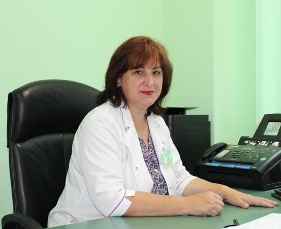 Савчик Светлана Владимировна